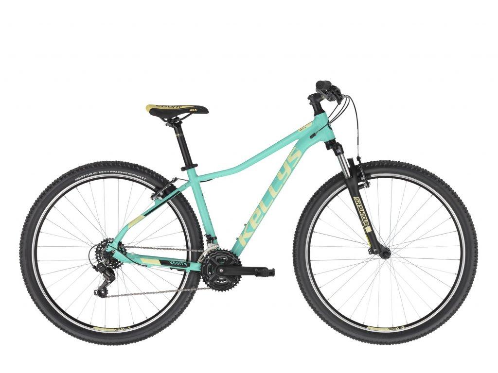 Dámské horské kolo Kellys VANITY 10 - aqua green - model 2021 | CykloWorld.eu