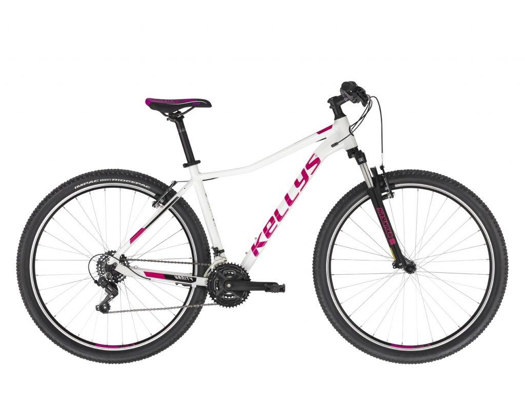 Dámské horské kolo Kellys VANITY 10 - white - model 2021 | CykloWorld.eu