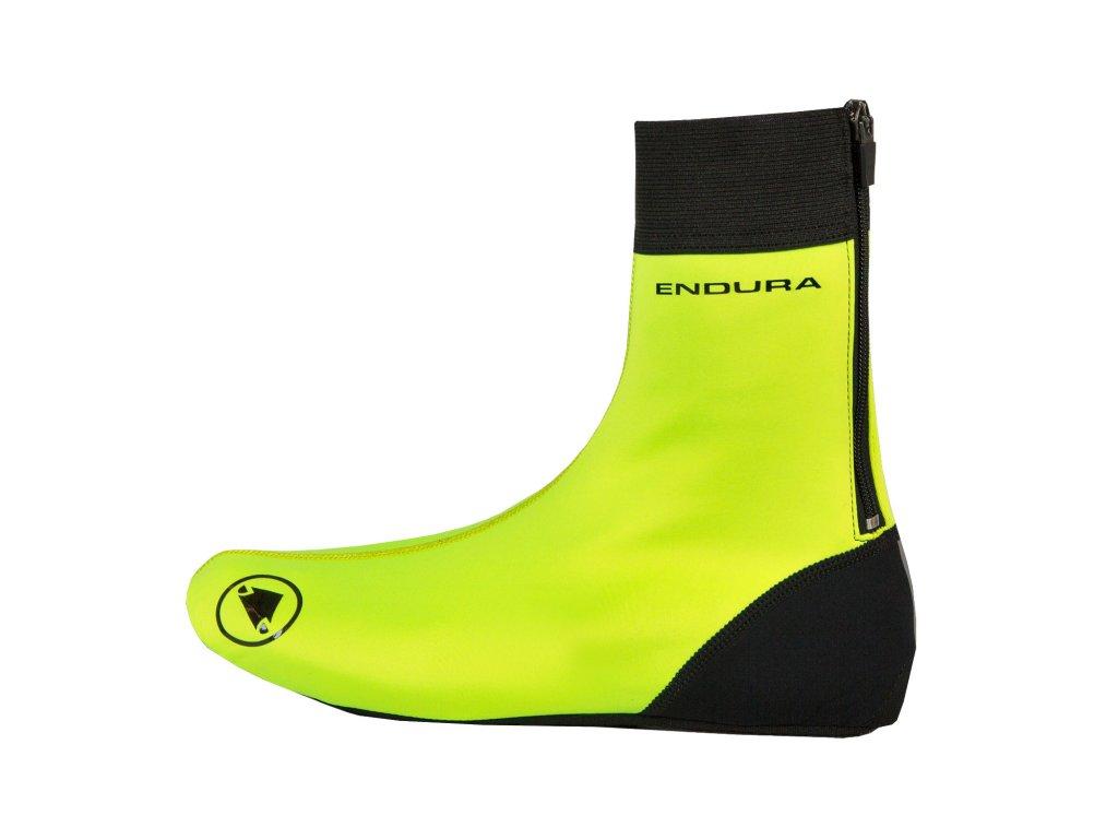 Návleky na boty Endura Windchill - svítivě žlutá - E1185YV | CykloWorld.eu