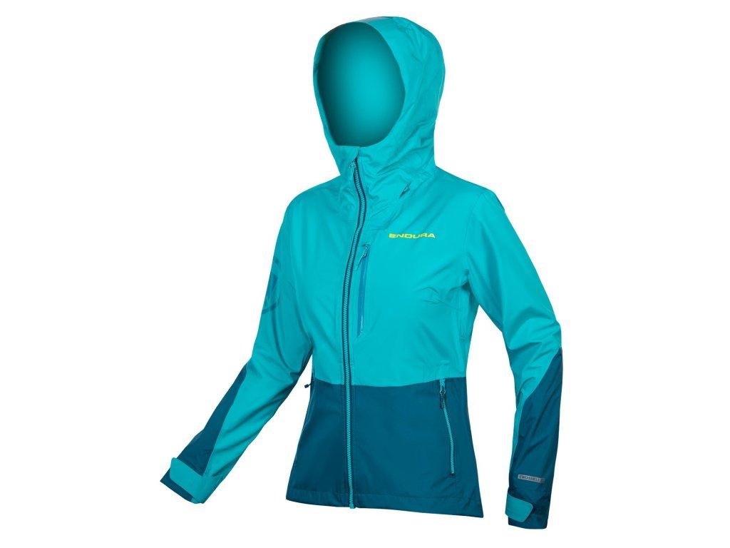 Dámská bunda Endura SingleTrack - tyrkysově modrá - E9150GK | CykloWorld.eu