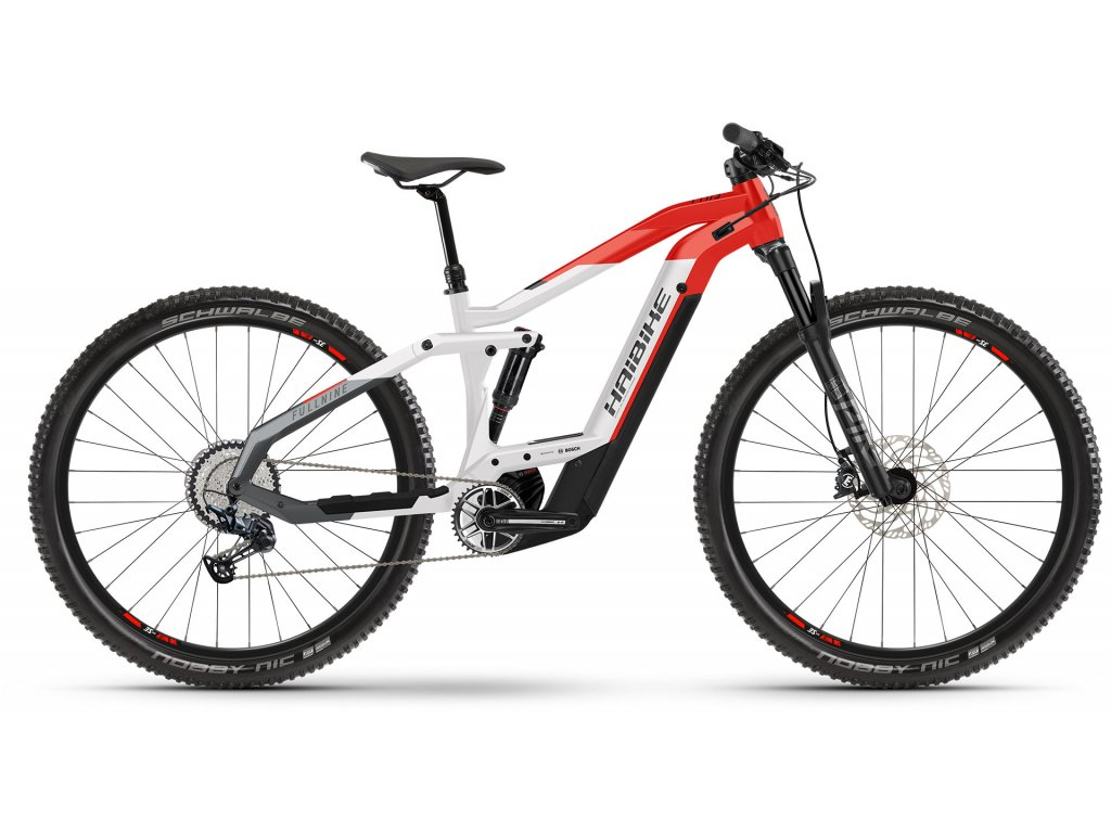 Haibike FullNine 9 (Cool grey/red) 2021   CykloWorld.eu