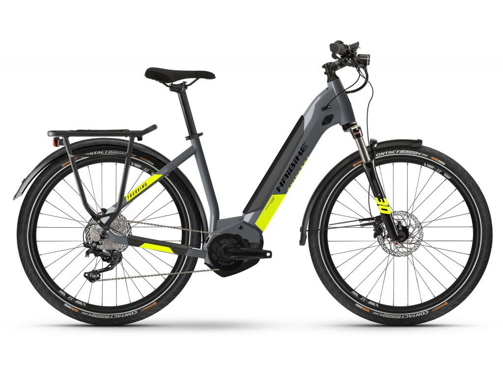 Haibike SDURO Trekking 6 Lowstep 2021 | CykloWorld.eu
