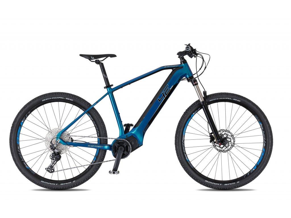 Horské elektrokolo 4Ever EXstream Elite - kobalt/černá - model 2021   CykloWorld.eu