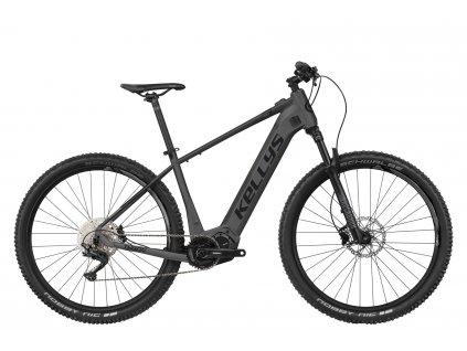 Horské elektrokolo Kellys TYGON R50 - grey - model 2021 | CykloWorld.eu