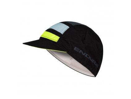 Čepička Endura Asym LTD - černá - E1245BK | CykloWorld.eu
