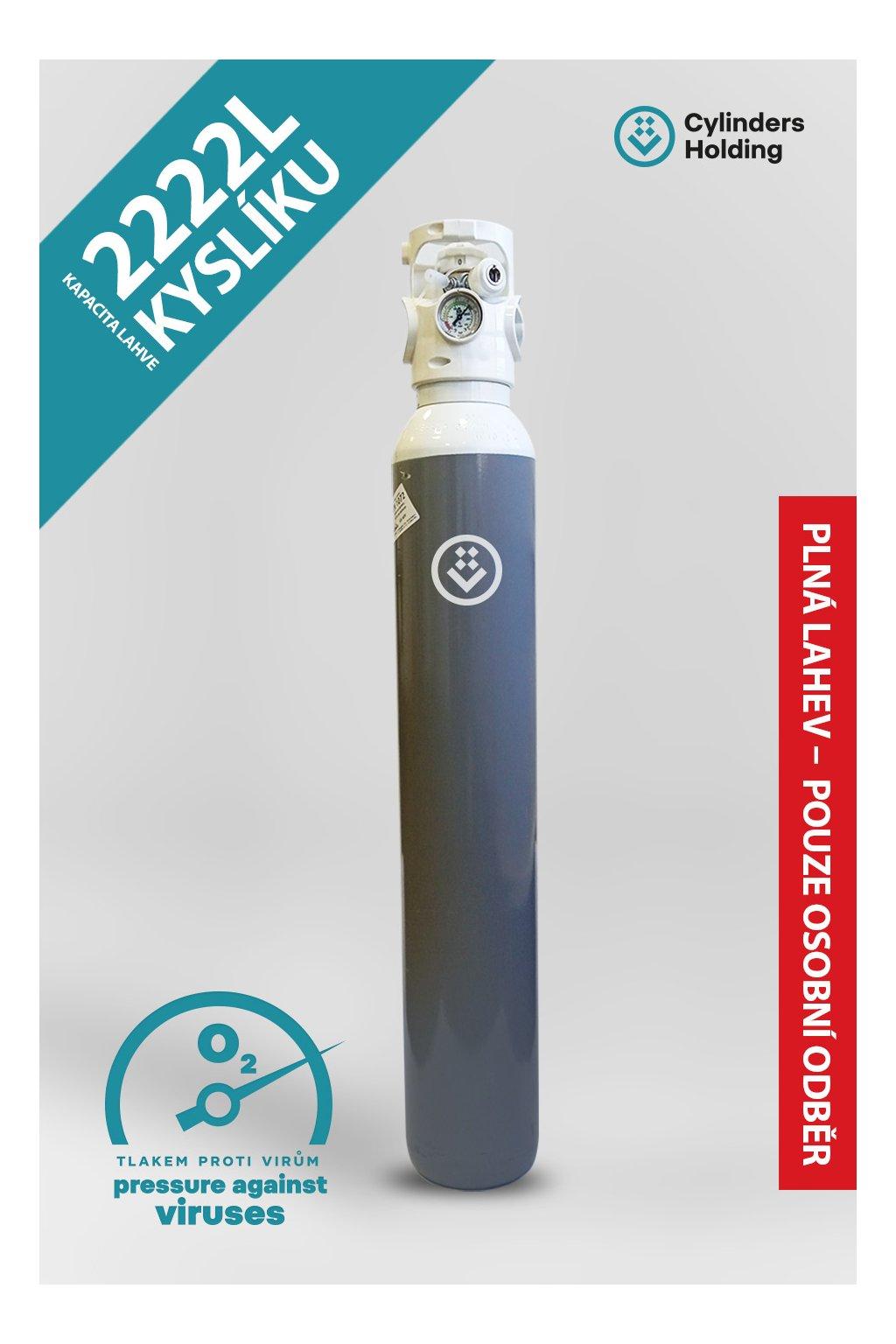 10L profilovka oxygen Cavagna