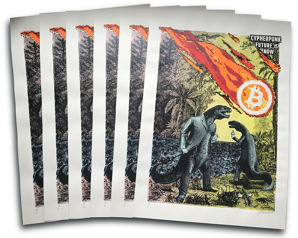 bitcoin asteroidi