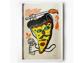 PIZZA sold out