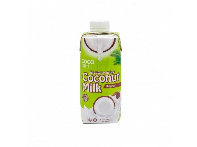 Cocoxim kokosový nápoj originál 330ml titul