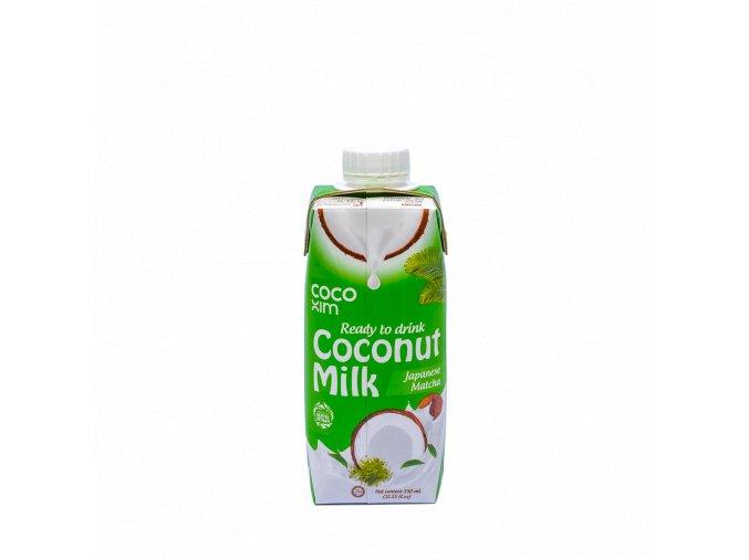 CCMM 8938507849414 Kokosový nápoj matcha 330ml 1