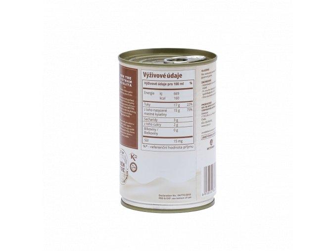 COCOXIM  Bio Kokosové mléko na vaření 400 ml