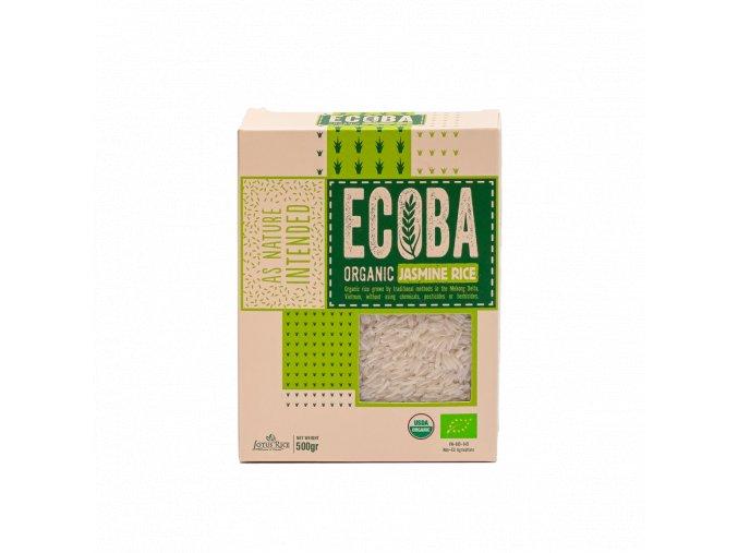 Jasmínová rýže bílá 500g titul