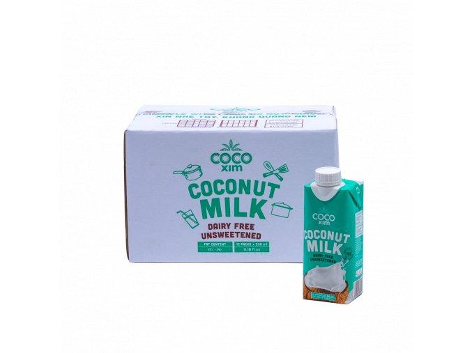 CMC3 8938507849391 Kokosové mléko na vaření 330ml karton