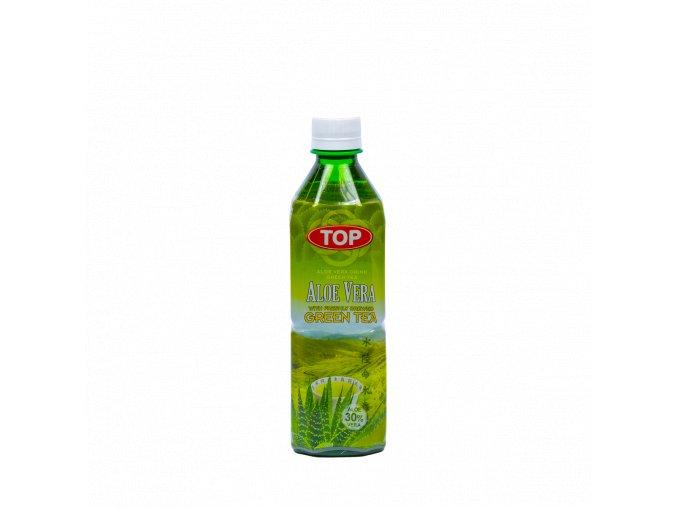 TAVGT5 8712857010706 TOP Aloe Vera Green Tea 500ml 1