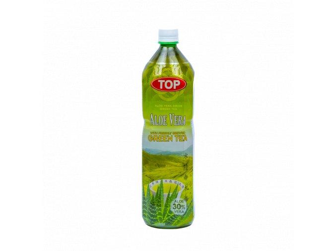 TAVGT15 8712857010706 TOP Aloe Vera Green Tea 1500ml 1