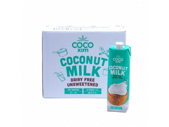 CMC1 8938507849513 Kokosové mléko na vaření 1000ml karton