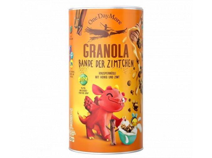GTCG 5902884463085 GRANOLA BANDA SKOŘIČÁKŮ 400g