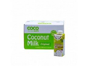 CCMO3 8938507849254 Kokosový nápoj originál 330ml karton