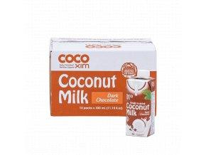 Cocoxim kokosový nápoj330ml kartonprodukt