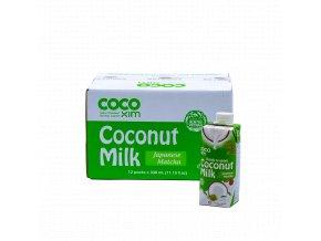 CCMM 8938507849414 Kokosový nápoj matcha 330ml karton