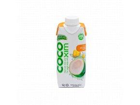 Cocoxim kokosová voda ananas330ml titul