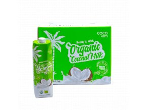 OCCMO1 8936190950103 BIO Kokosový nápoj originál 1000ml karton