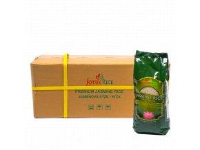 JR1 8938507039136 Lotus Jasmínová rýže 1000g karton
