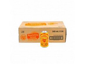 CHCHO 8801069402468 Chupa Chups pomeranč 345ml karton