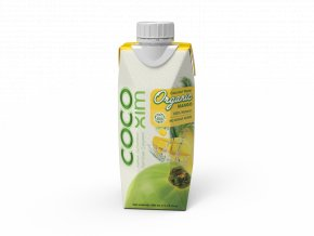 Cocoxim kokosová voda organic Mango