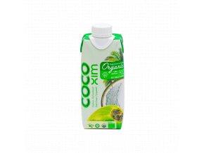Cocoxim kokosová voda organic 330ml titul