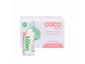 Cocoxim kokosová voda lotos 330ml kartonprodukt