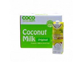 CCMO1 8938507849438 Kokosový nápoj originál 1000ml karton