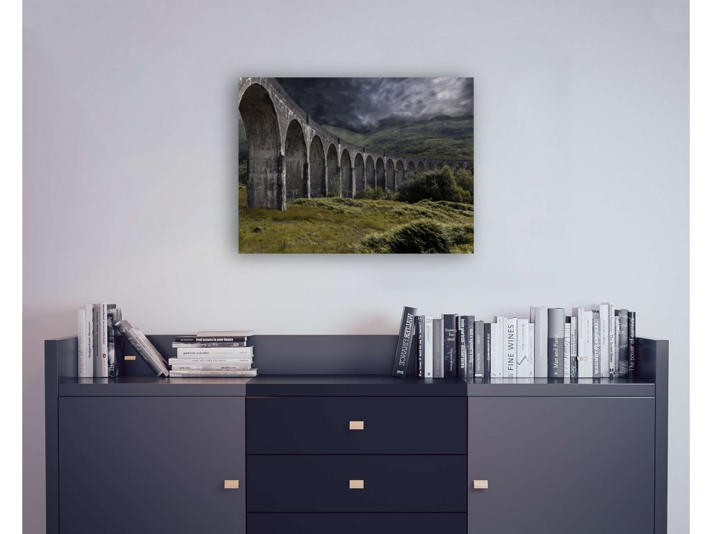 Glenfinnan viaduct 80x60