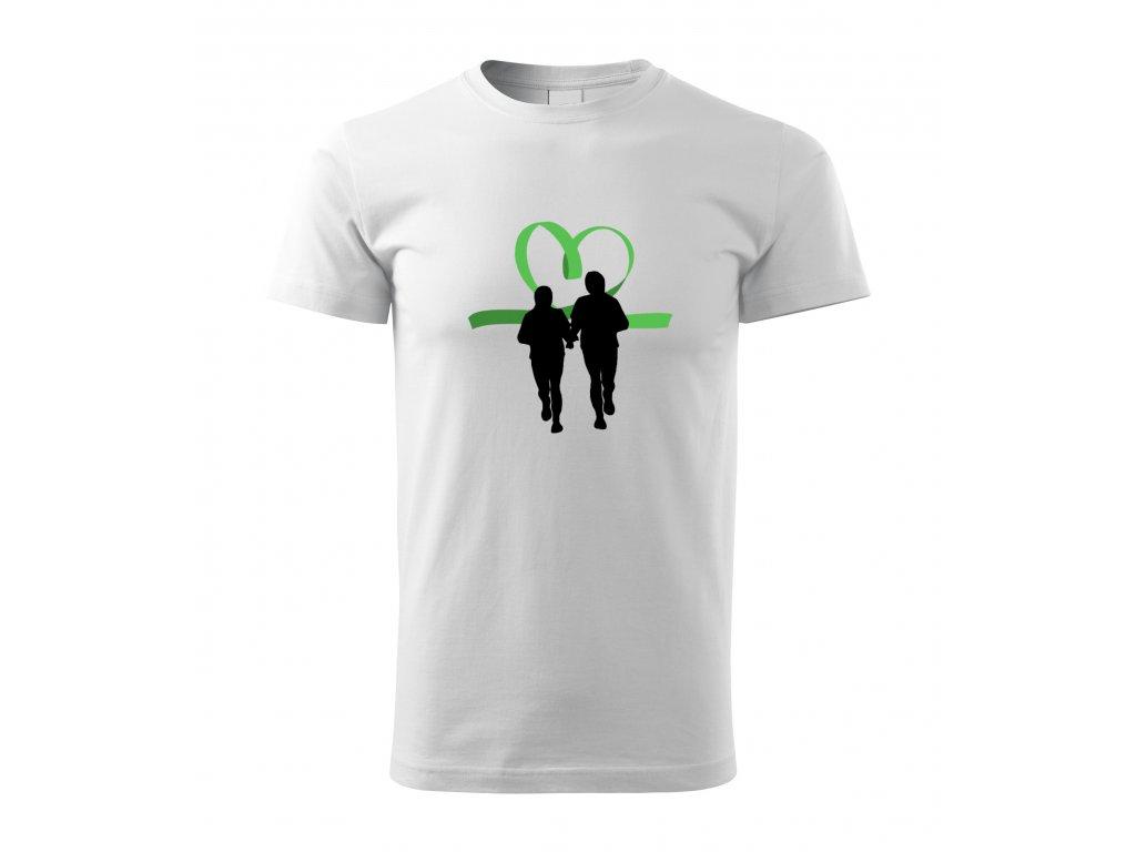 Bílé tričko pro Dana
