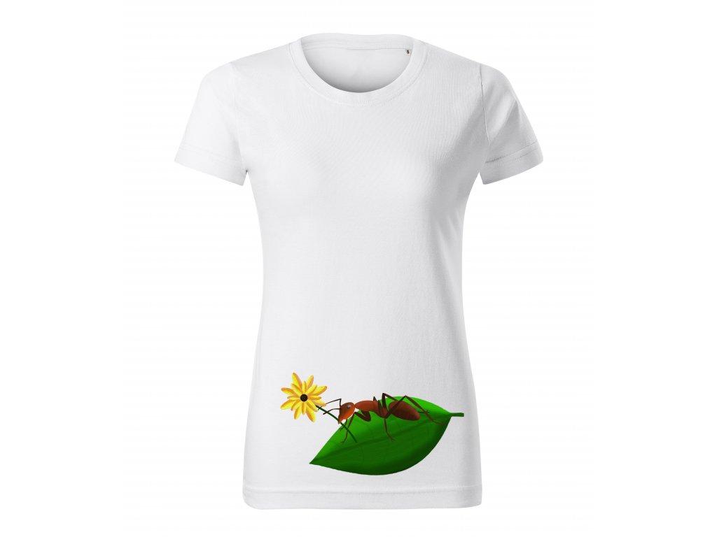 bílé damské Ant in love