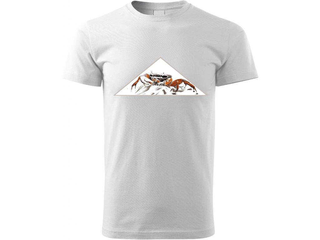 Crab bílé pánské