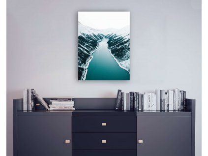 Cold as ice 60x80