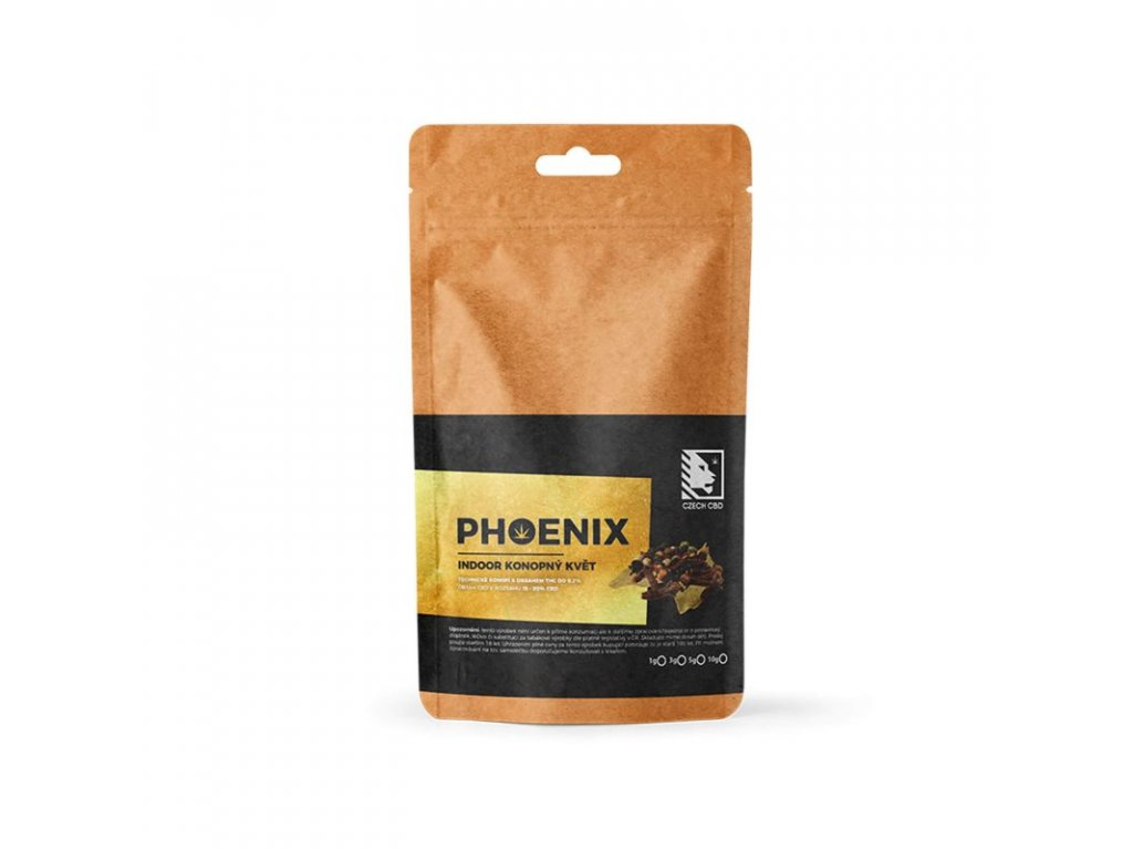 phoenix kvet cb d