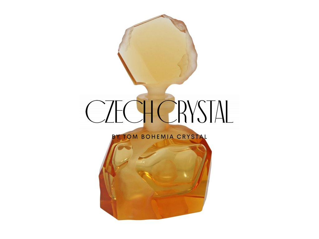 Perfume Bottle - Rock (TOPAZ)