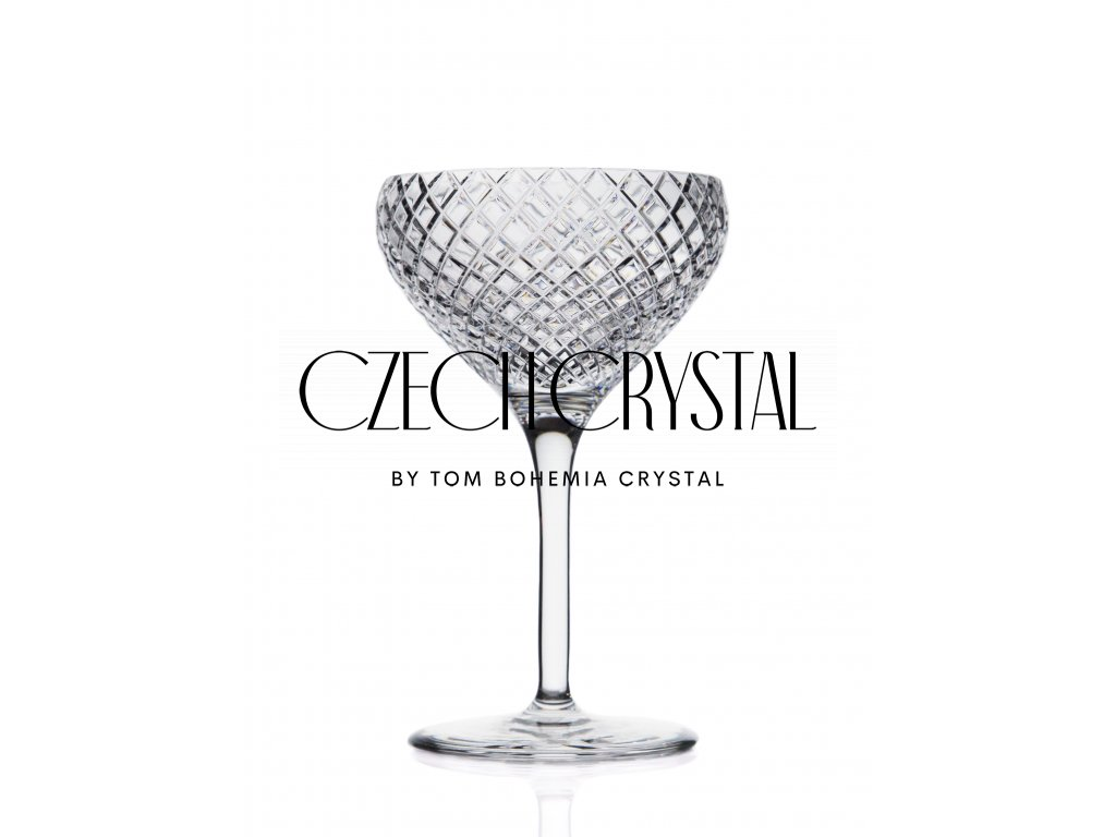 Cocktail Glass - Grid (230ml)