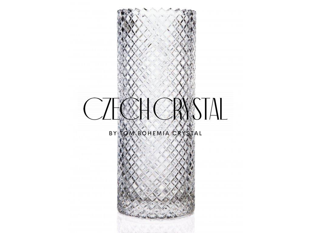 Cylinder Vase  - Grid
