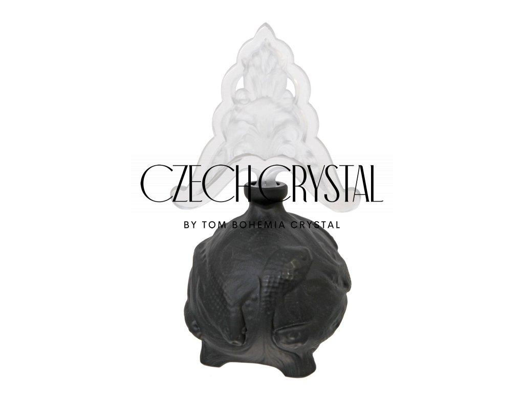 Perfume Bottle - Fishes (BLACK)