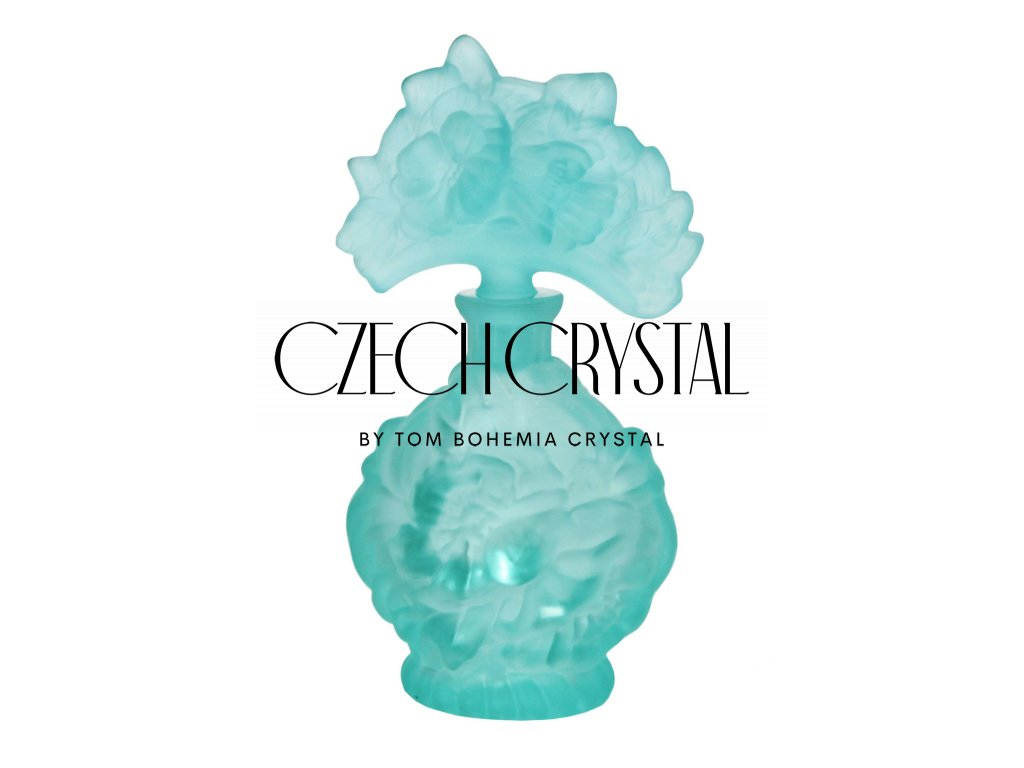 Perfume Bottle - Flower (OCEANIT)