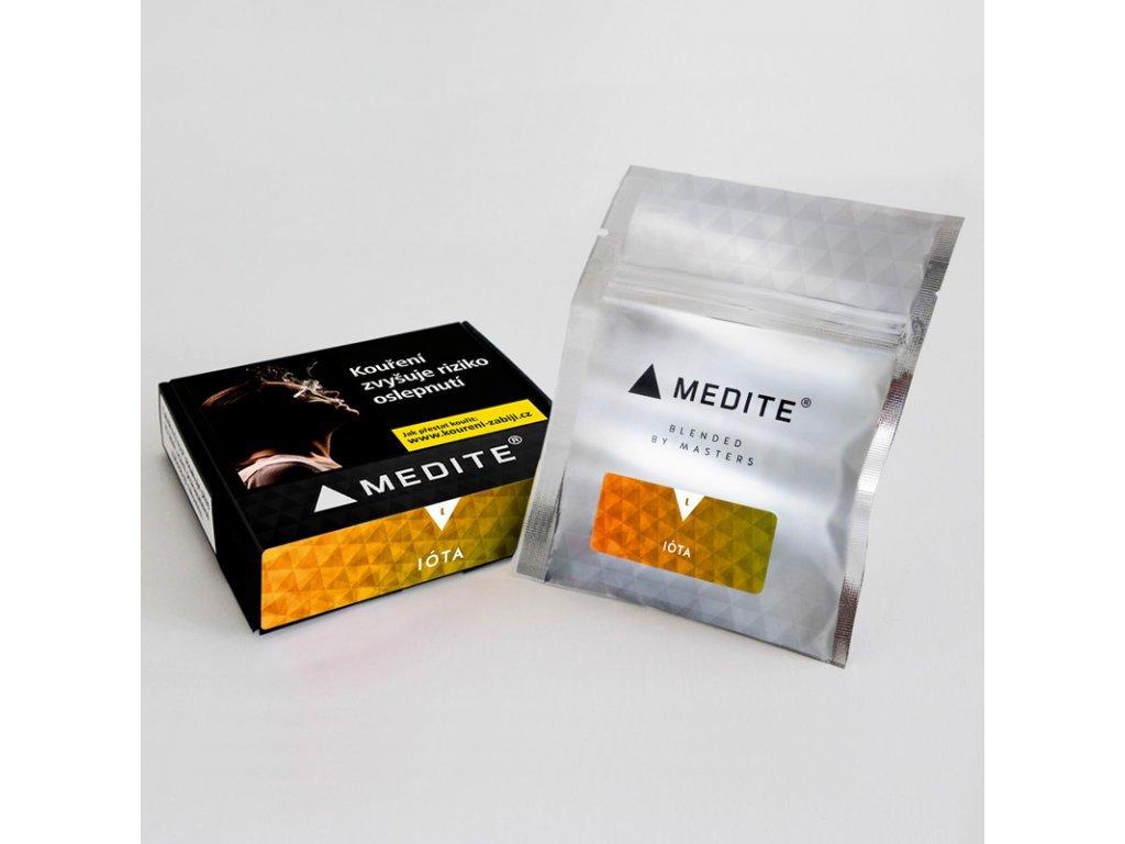 2666 tabak medite pure iota 50 g
