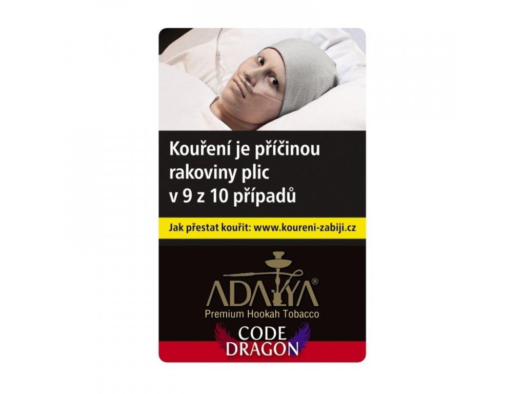 4143 tabak adalya code dragon 50 g