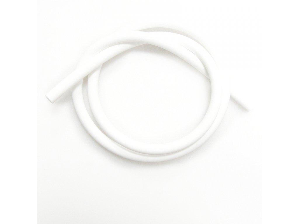 110 2 hadice silikonova soft touch 16 11 150 cm bila