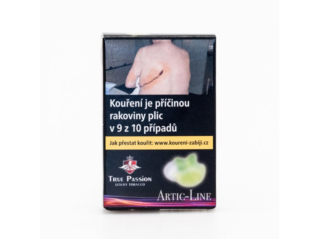 4755 tabak true passion arctic line 50 g