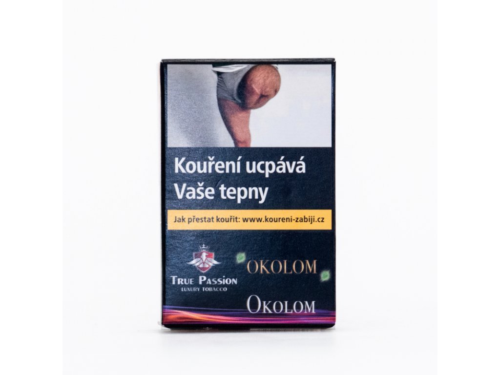 4773 tabak true passion okolom 50 g