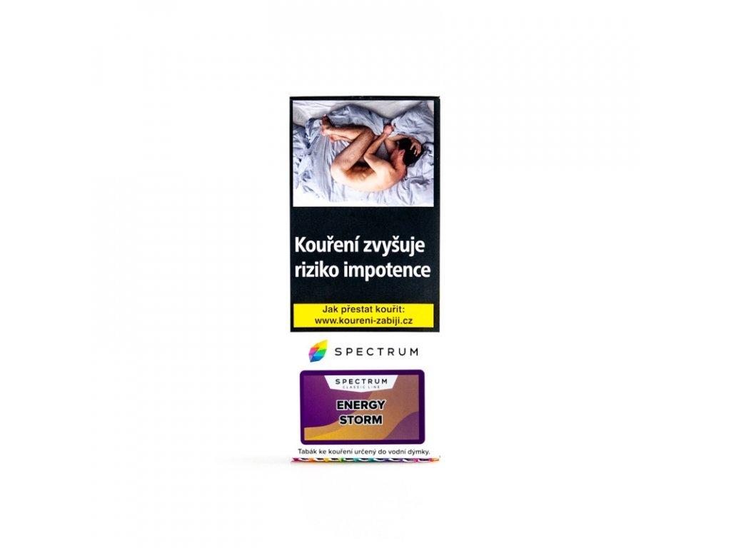 5531 tabak spectrum classic energy storm 100 g