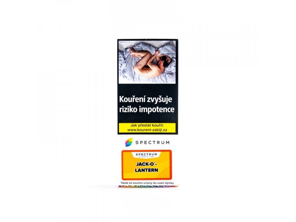 5543 tabak spectrum classic jack o lantern 100 g